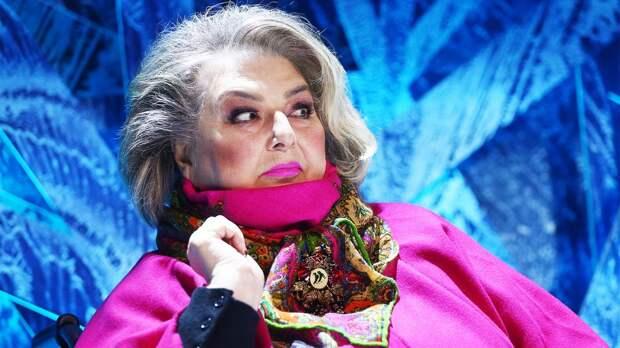Тарасова: «Могут ли не одобрить первый концерт Чайковского? Я не знаю. С головой-то у них как?»