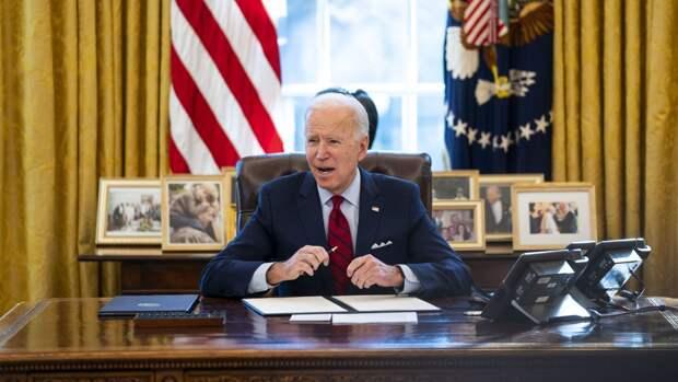 Байден продлил санкции против Сирии еще на один год