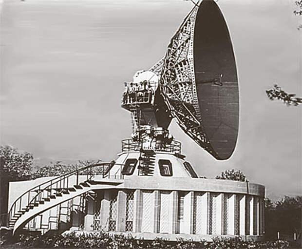 Золотая «Звезда» космической разведки