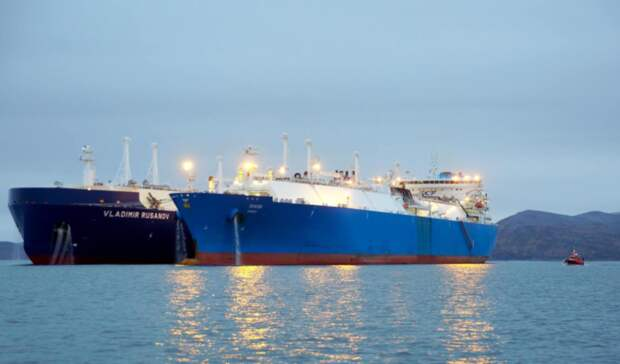 Первую партию «зеленого» СПГ поставил «Газпром» вЕвропу
