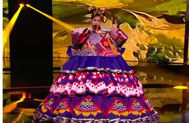 Manizha вышла в финал «Евровидения»