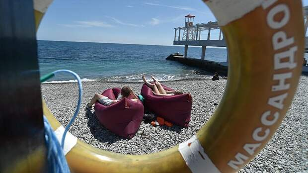 Вильфанд назвал сроки начала купального сезона на Черном море