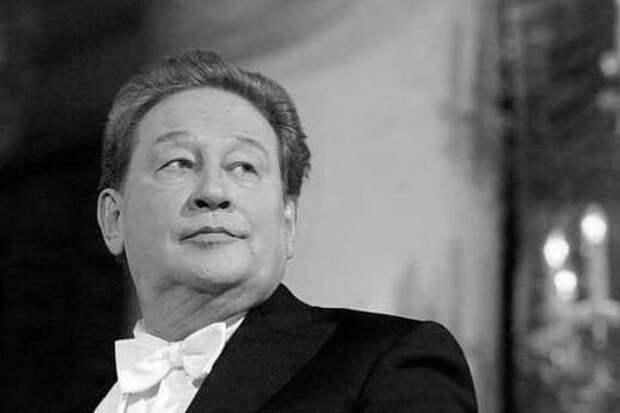 Умер оперный певец Евгений Нестеренко