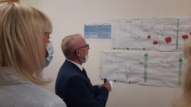 Люлин поделился опытом внедрения бережливых практик с коллегами из Белгорода