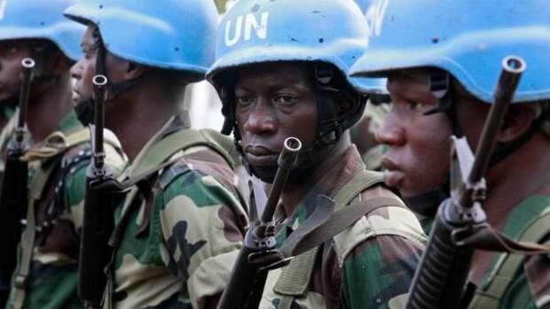 Мародеры из ООН пытаются ухватиться за ресурсы ЦАР