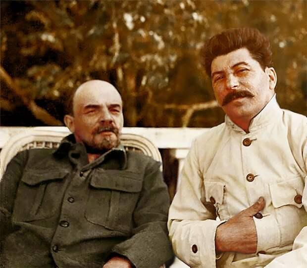 Ленин в письме обругал всех. Не только Сталина
