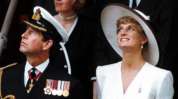 Принцесса Диана в тайном письме дворецкому рассказывала об отношениях Гарри и Уильяма