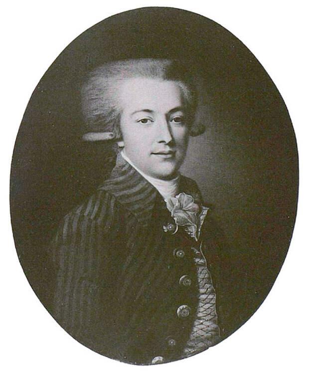 Михаил Иванович Дашков