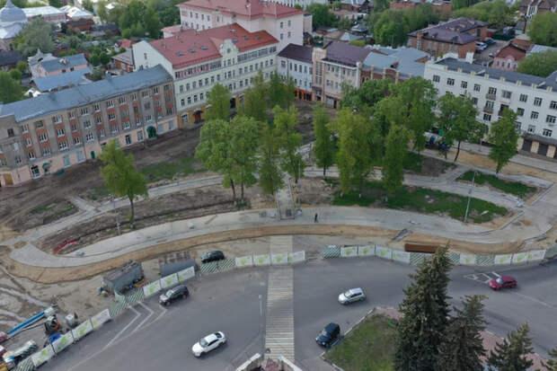 В центре Серпухова продается историческое дореволюционное здание