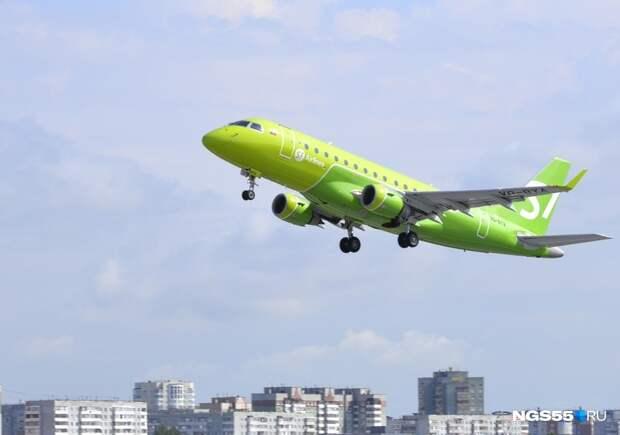 Из Омска открыли прямой рейс в Бишкек с билетами от 7 тысяч рублей