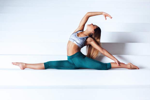 Упражнения на растяжку снижают артериальное давление эффективнее, чем ходьба