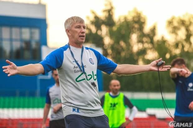 Бывший тренер ФК «КАМАЗ» может возглавить «Зенит-Ижевск»