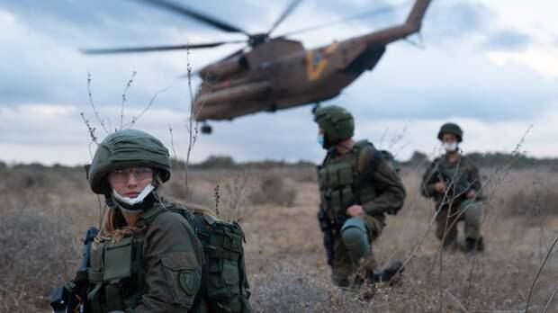 Наземная атака израильской армии на сектор Газа не подтвердилась