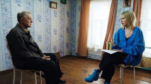 Черданцев — о скандальном интервью Собчак с маньяком: «От него будут шарахаться в ужасе. Откуда такие монстры?»