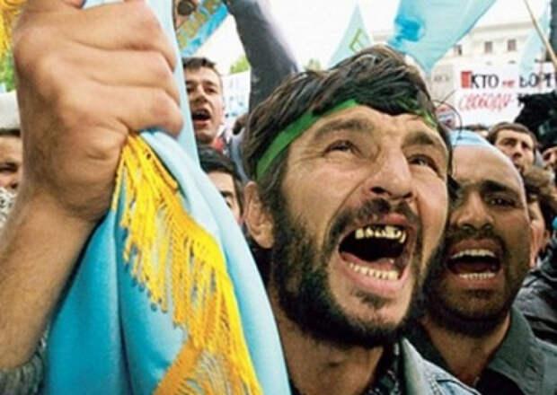 Зеленский инициировал закон о коренных народах Украины — крымских татарах