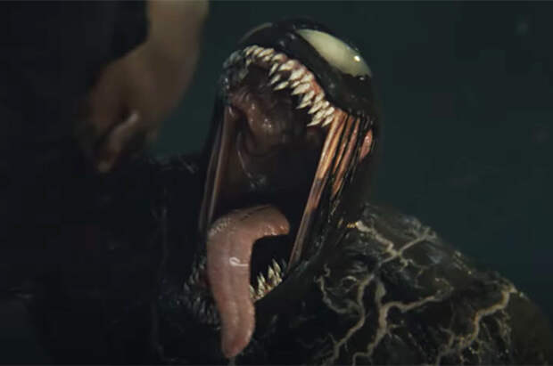 "Кадр из фильма ""Веном 2"""