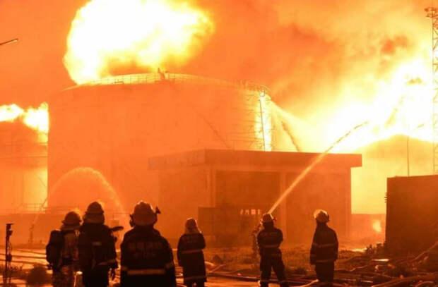 Кислотные дожди из-за взрыва на украинском химзаводе могут дойти до Молдовы