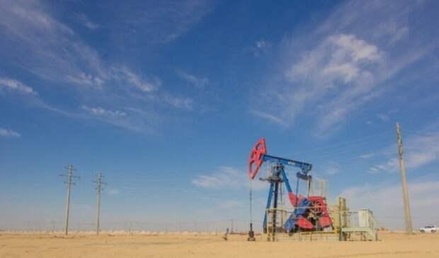 На11% снизил добычу нефти Казахстан за4 месяца 2021