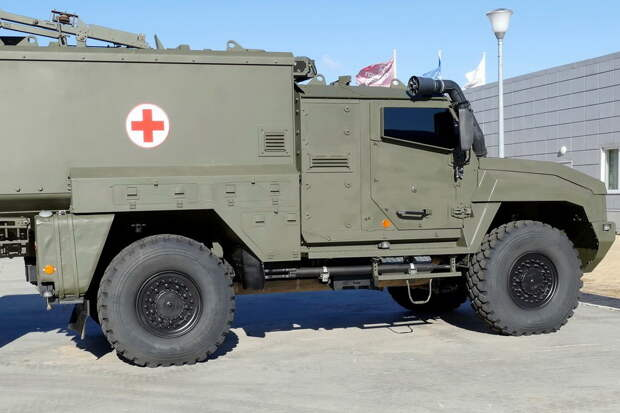 Более 80 единиц и военной техники поступило в ЦВО с начала года