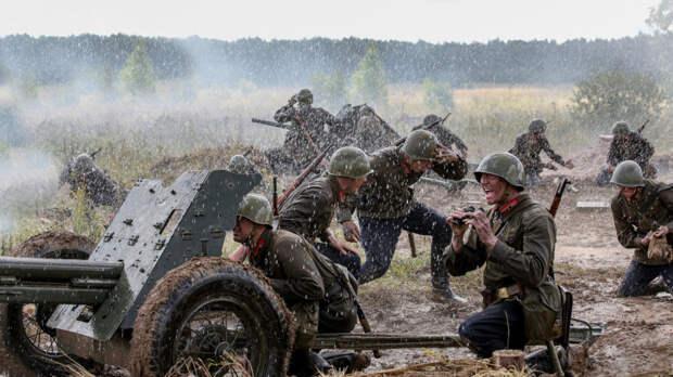 Первый канал покажет военную драму о подвиге курсантов