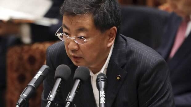 Японский политик Мацуно заявил о необходимости решить проблему принадлежности Курил