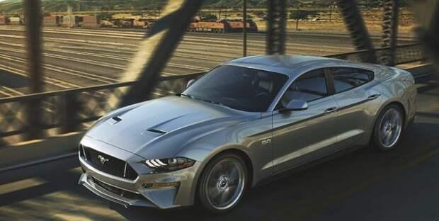 Пони-седан: Ford Mustang получил... дополнительные двери