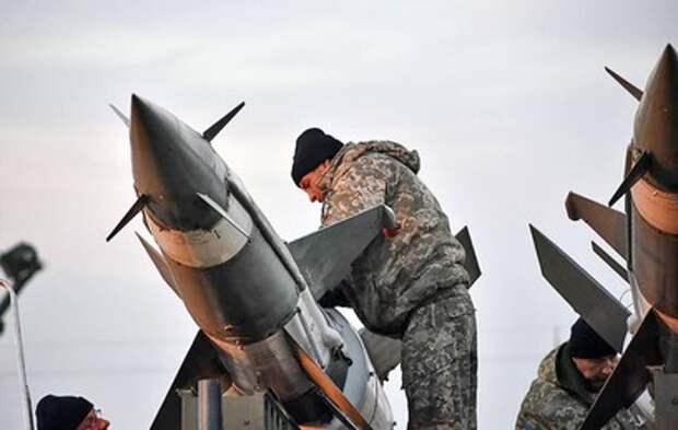 Украина получит от Британии ракетное вооружение
