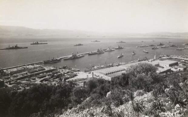 Соединение «Н» в Гибралтаре