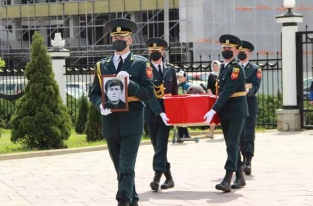 Останки шести солдат были найдены рядом с селом Войнеску