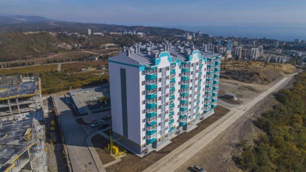 Хотите квартиру в Крыму и Севастополе? Вам в «ИнтерСтрой»
