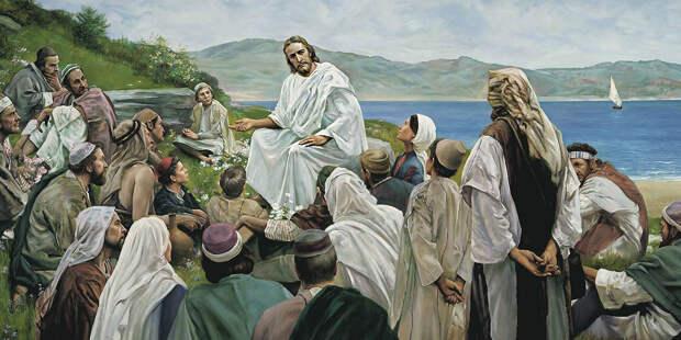 Притчи Иисуса: Притчи о скрытом сокровище и жемчужине, притча о сети