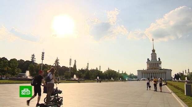 Москвичей ждет еще один рекордно жаркий день