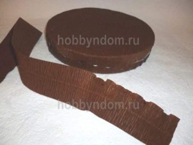 рог изобилия из конфет (24)
