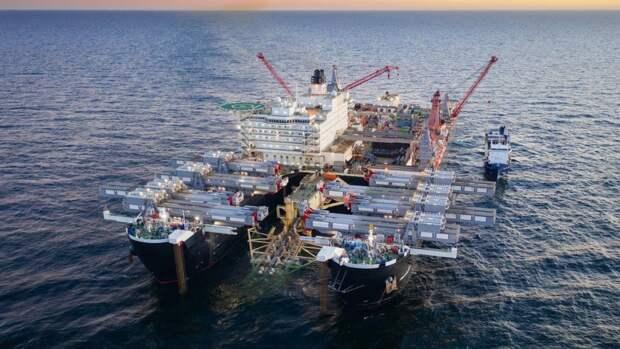 """Европа """"успокаивает"""" газовый рынок и ждет """"Северный поток — 2"""""""