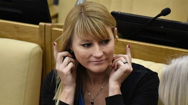 Депутат Журова — о призыве бойкотировать Олимпиаду в Пекине: «США погрязли в санкциях и давлении на другие страны»