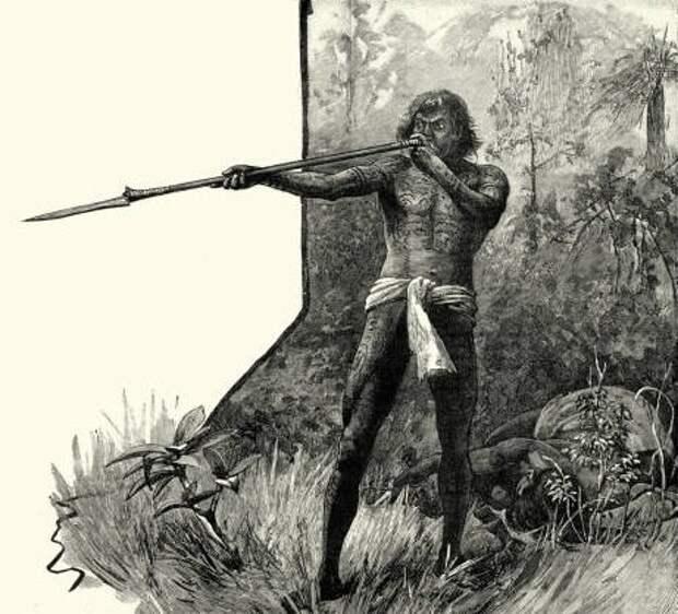 Каким на деле было оружие «кровожадных дикарей» и «чернокожих дьяволов»