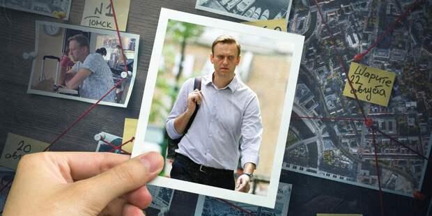 Роль Навального в борьбе с русской вакциной от коронавируса