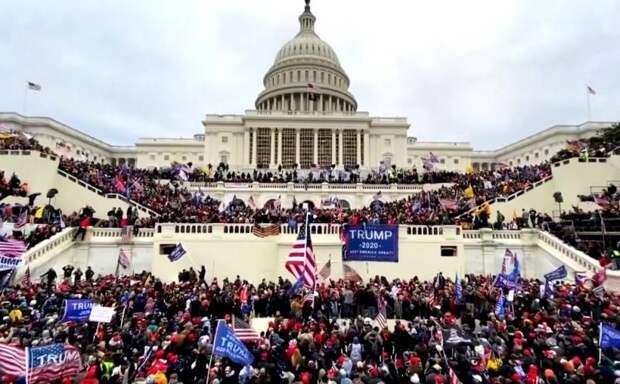 SCMP: Китай издевается над двойными стандартами США из-за хаоса в Конгрессе