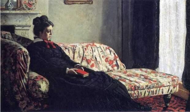 История любви великого французского импрессиониста Клода Моне