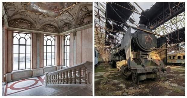 Симфония распада: величественные заброшки Венгрии