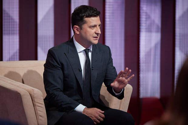 Зеленский назвал свои главные достижения на посту президента Украины