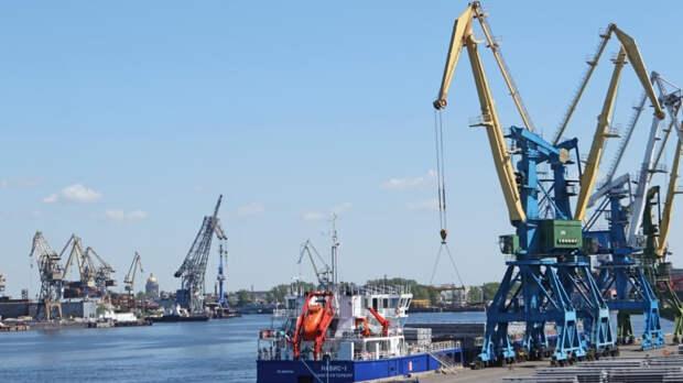 Премьер Белоруссии рассказал о планах построить терминалы в портах России