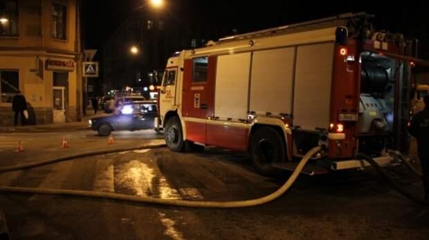 Отделения рязанской больницы после пожара работают в штатном режиме