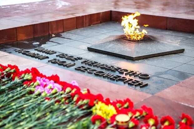 «Газпром» готов поставлять газ для «Вечных огней» бесплатно