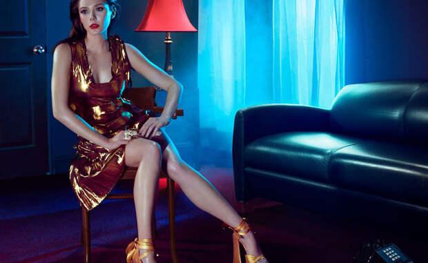 10 самых горячих актрис мира