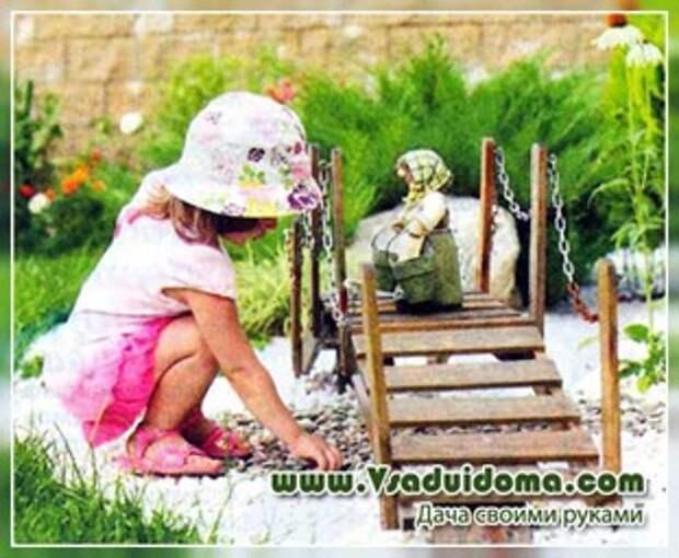 Дизайн маленького сада — устройство своими руками