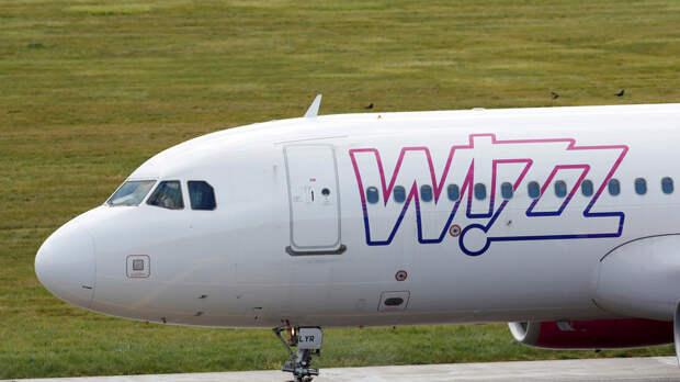 Летевший на Украину самолёт Wizz Air совершил экстренную посадку в Катовице