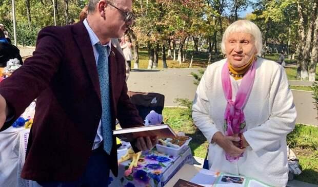 Владимир Новиков: «Яслужу Приморью сполной отдачей. По-другому неумею»