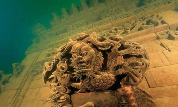 5 подводных городов, которые существуют на самом деле
