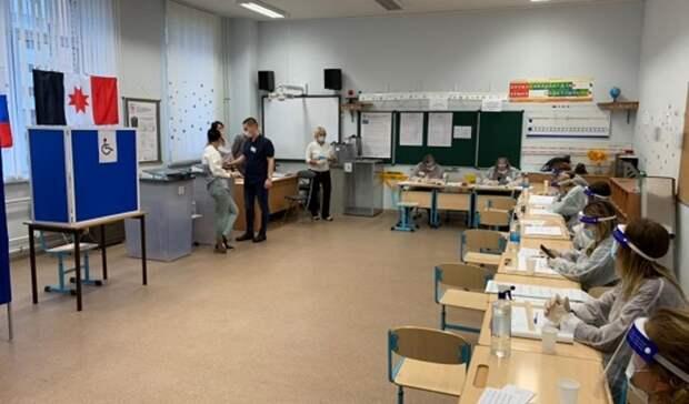 В Удмуртии явка на выборах в Госдуму на 10 часов 19 сентября превысила 30%